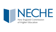 logo, new england commission of higher education