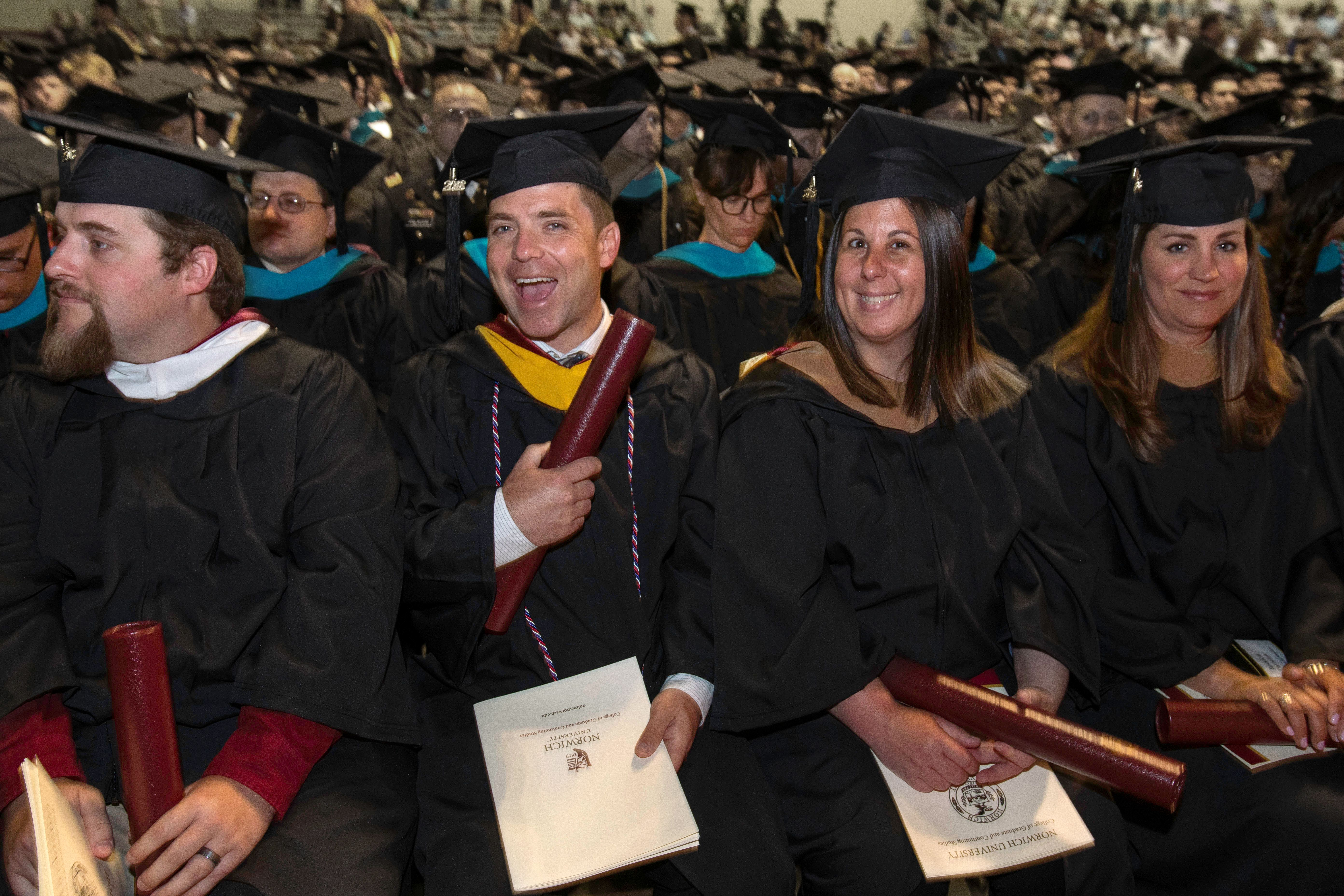 residency, commencement