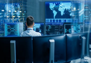 Professionals in IT security jobs monitor an increasing array of threats to company networks.
